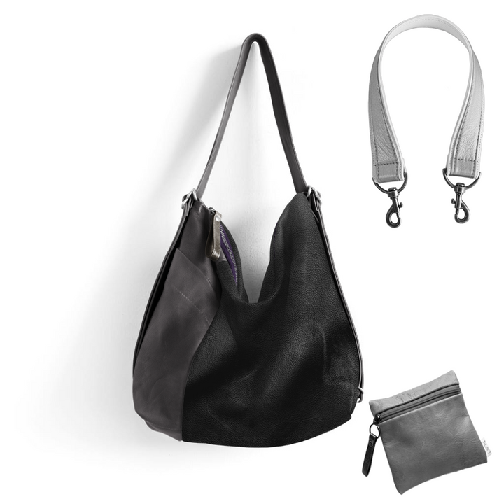 Custom Side Pocket Hobo Pack - Customer's Product with price 436.00