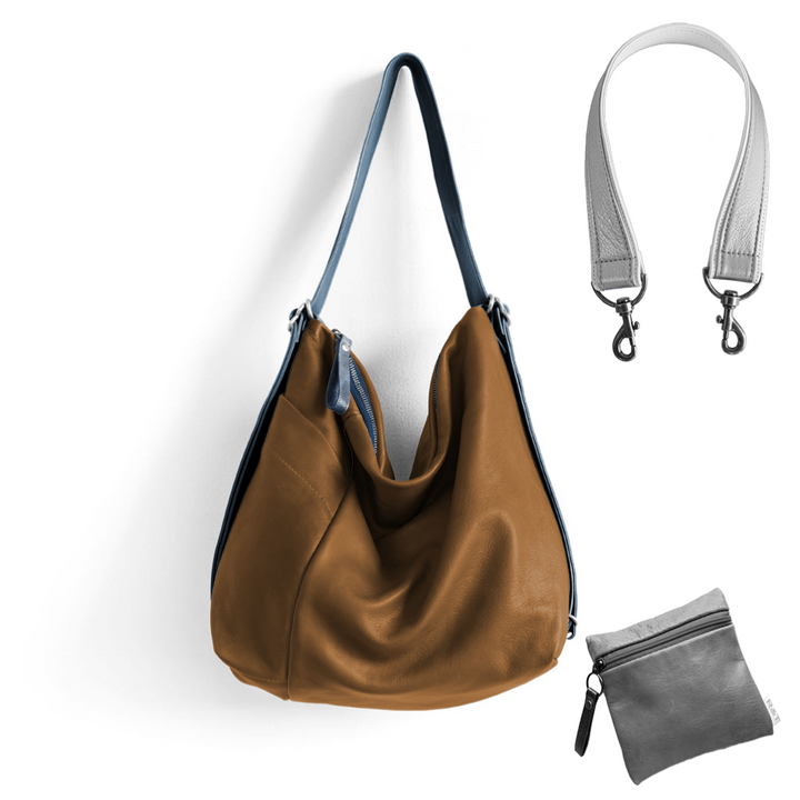 Custom Side Pocket Hobo Pack - Customer's Product with price 486.00