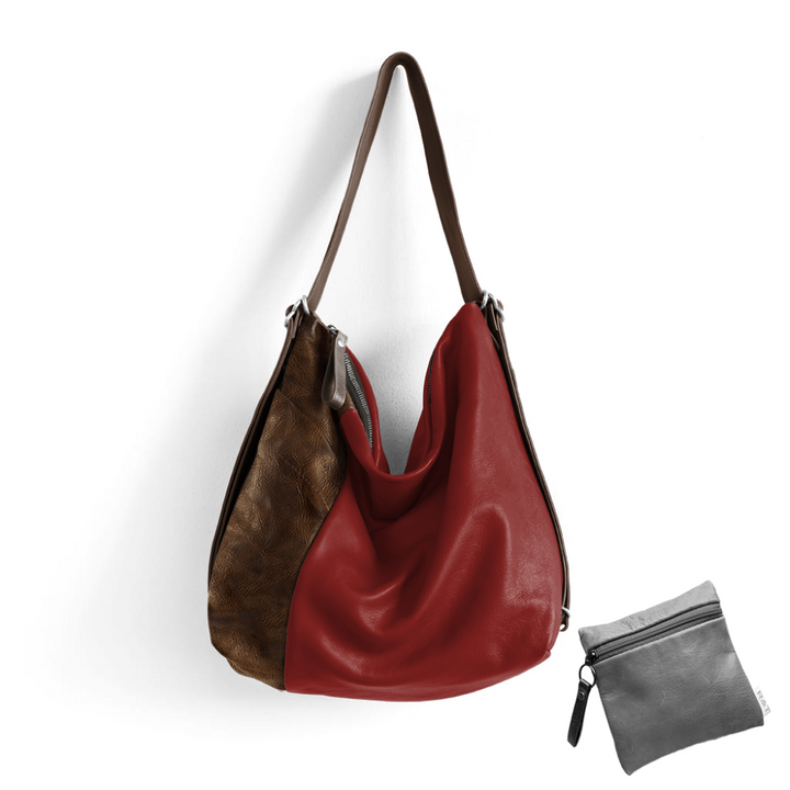 Custom Side Pocket Hobo Pack - Customer's Product with price 438.00