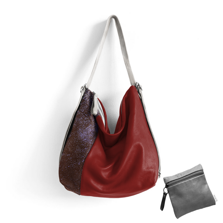Custom Side Pocket Hobo Pack - Customer's Product with price 433.00