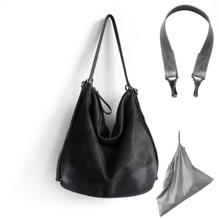 Custom Adjustable Hobo | Leather Base - Customer's Product with price 476.00