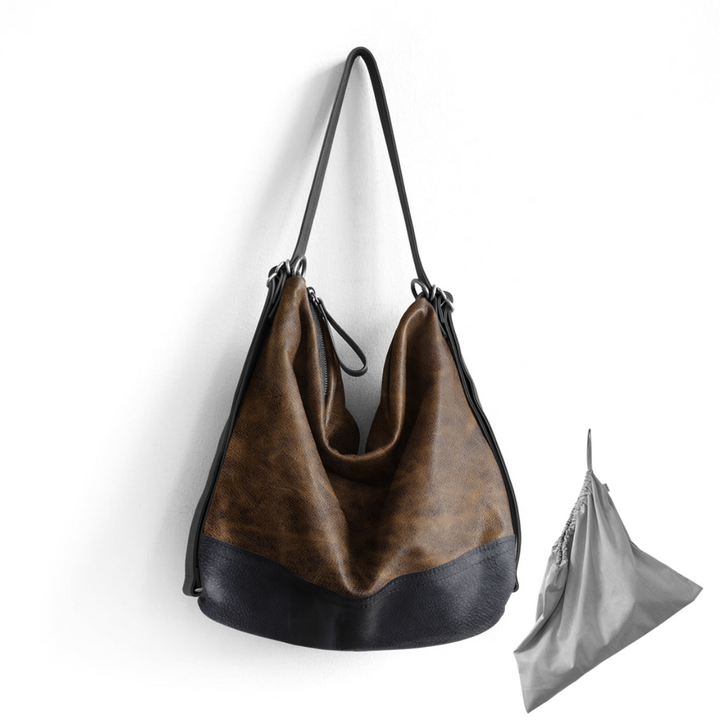 Custom Adjustable Hobo | Leather Base - Customer's Product with price 408.00