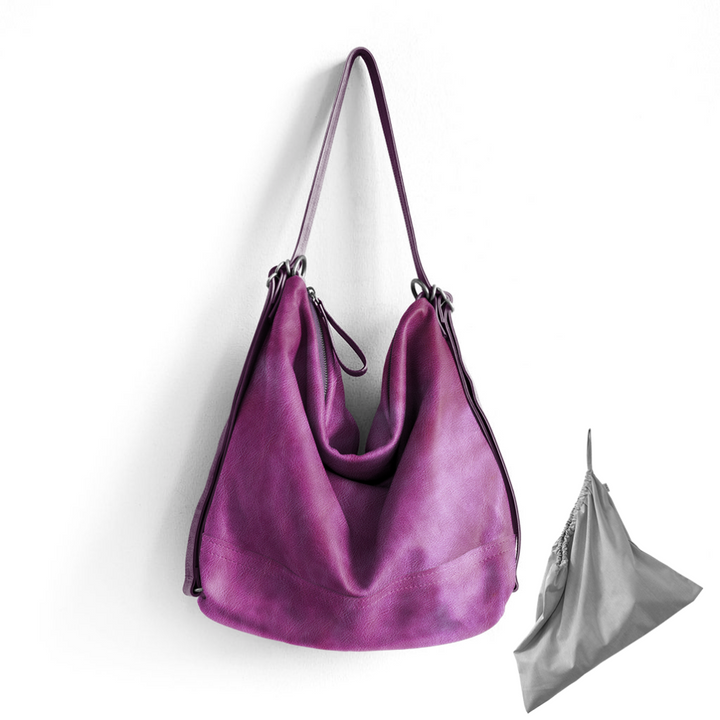 Custom Adjustable Hobo | Leather Base - Customer's Product with price 438.00