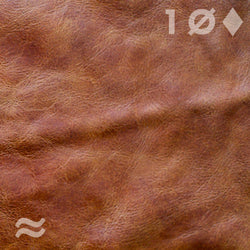 saddle lambskin | swatch