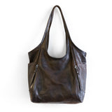 seven pocket tote | large
