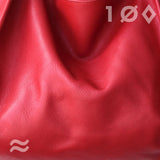 true red lambskin | swatch