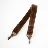 leather strap clip on shoulder