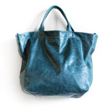 zip top jade tote | clip on crossbody strap