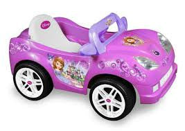 6 Volt Sofia the first