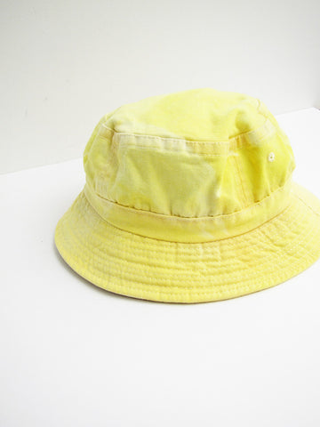 Audrey Louise Reynolds Organic Cotton Bucket Hat, Yellow - Stand Up Comedy