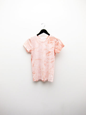 Audrey Louise Reynolds T-Shirt, Crazy Pink