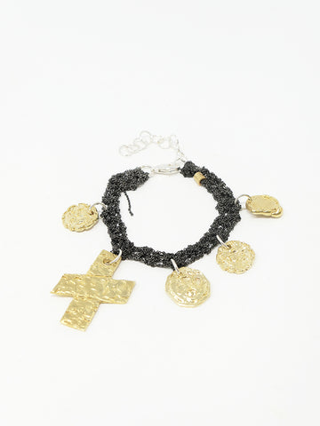 Arielle de Pinto Currency Bracelet
