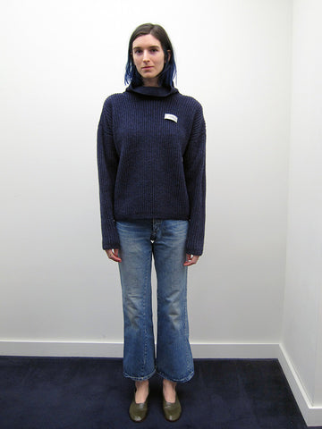 Atelier E.B. Lilly Jumper, Navy