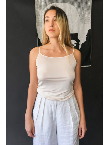 Audrey Louise Reynolds Organic Silk Camisole - Stand Up Comedy