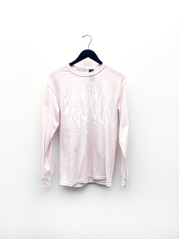 Audrey Louise Reynolds Envirometal Long Sleeve Shirt, Pale Worm (Non-Organic)