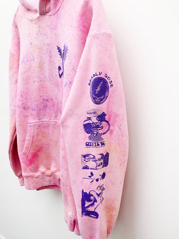 Audrey Louise Reynolds x Trice Deadstock Cotton Hoodie, Playboy
