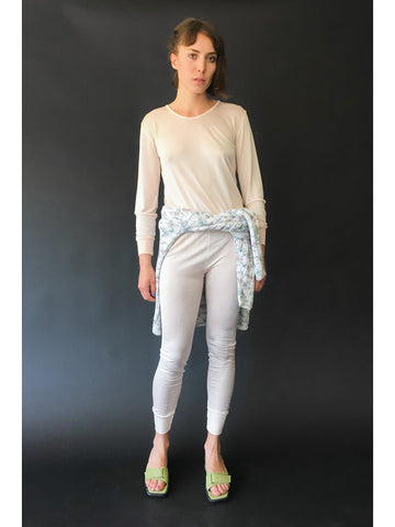 Audrey Louise Reynolds Organic Silk Long Pants