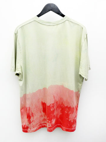 Audrey Louise Reynolds T-Shirt, Green/Red Gradient