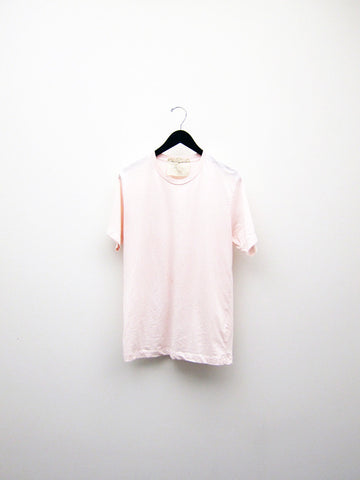 Audrey Louise Reynolds T-Shirt, Pale Pink