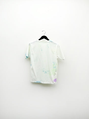 Audrey Louise Reynolds T-Shirt, Light Green Multi