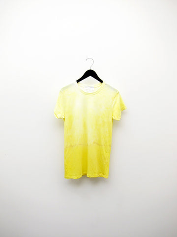 Audrey Louise Reynolds T-Shirt, Yellow Gradient