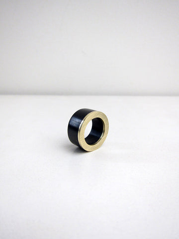 The Marble Ring, Black