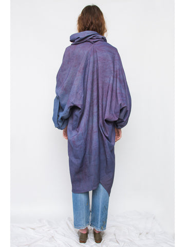 Dali Lamas Pajamas Cape Top