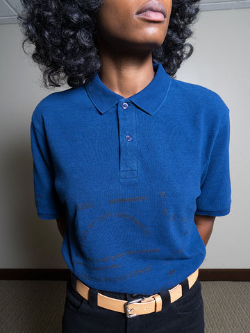 Bless Multicollection II Polo Shirt