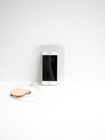 Building Block iPhone Sling, Clear