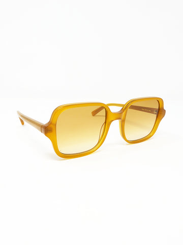 Chimi Square Honey Sunglasses