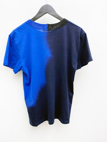 Correll Correll Star Strick T-Shirt, Blue