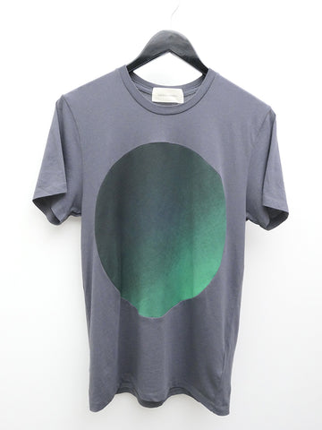 Correll Correll Gradient Circle T-Shirt, Old Black/Green