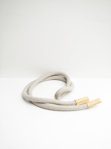 CristaSeya Long Belt w/Leather Detail - Stand Up Comedy