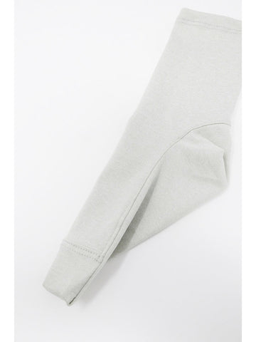 Darner Luxe Jersey, Light Grey