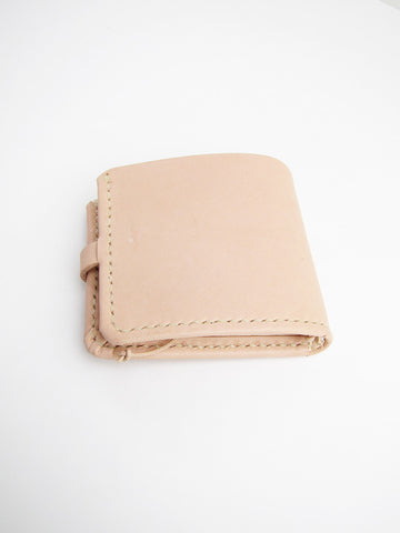 Eatable of Many Orders Short Wallet, Natural