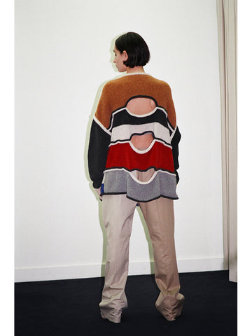 Eckhaus Latta Nihilist Sweater