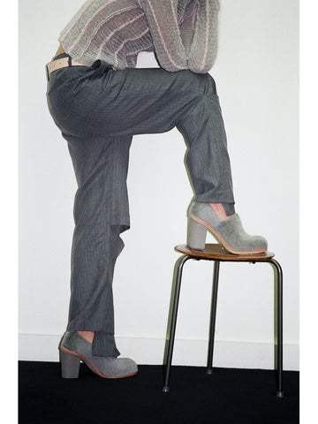 Eckhaus Latta Staggered Trouser
