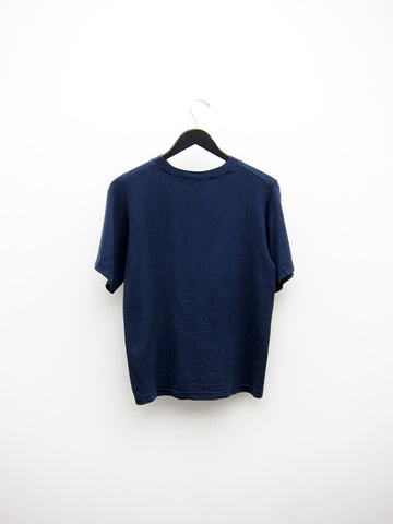 Elsewhere Color Theory Tee, Navy/Brown