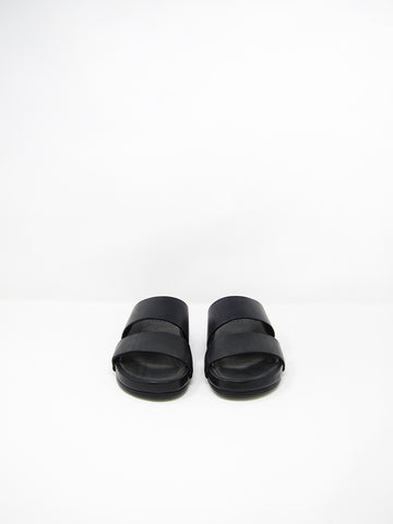 Feit Hand Molded Sandal, Black - Stand Up Comedy