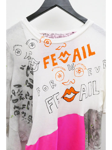 Femail Merch Tee, Femail is Forever