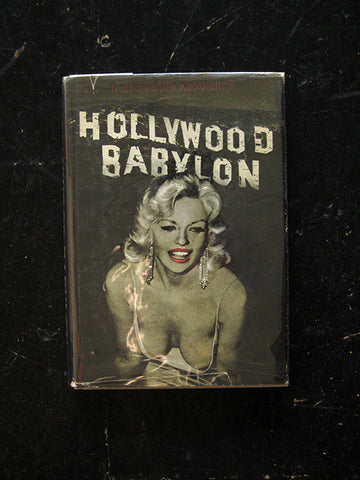 Hollywood Babylon, Hardcover