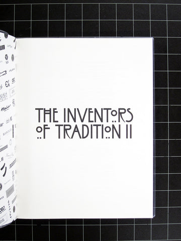 The Inventors of Tradition II - Stand Up Comedy