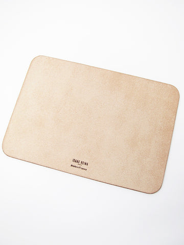 Isaac Reina A5 Mouse Pad, Natural - Stand Up Comedy