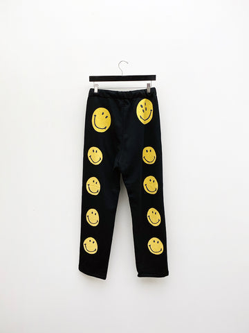 Kapital Fleecy Knit 10 Smiles Pants