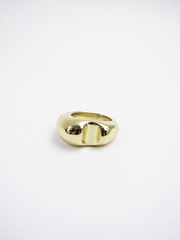 Bite Ring, Brass