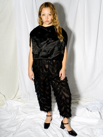 Suzanne Rae Flecos Feather Trouser