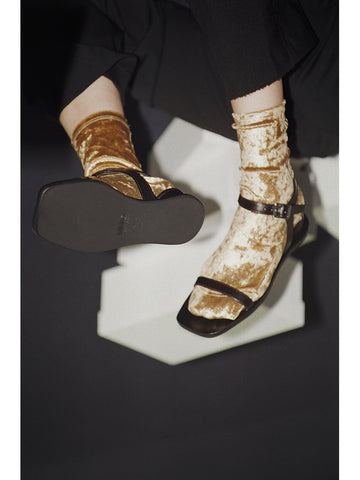 MM6 Maison Margiela, Inside Out Sandal