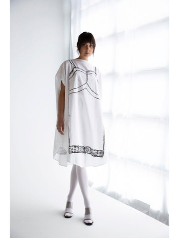 Maison Margiela MM6 Circular Dress