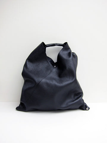 Maison Margiela MM6 Japanese Tote Bag, Grained Leather