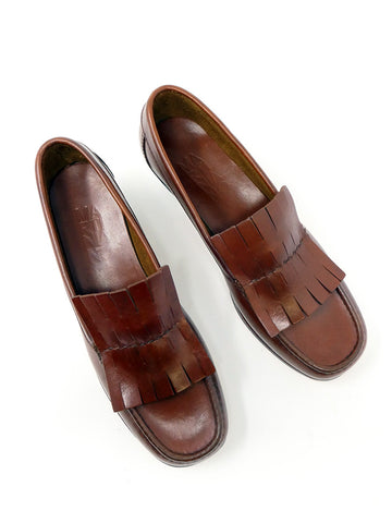 Martiniano High Duccio Loafer, Oxblood